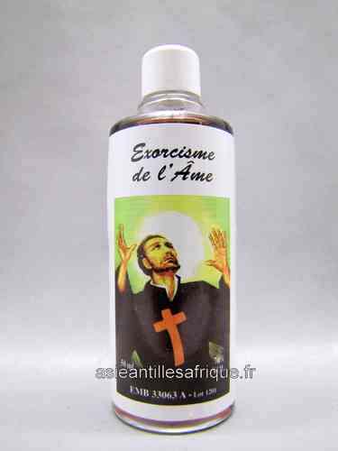 Exorcisme de l'âme-Lotion magique Antillaise 50ml